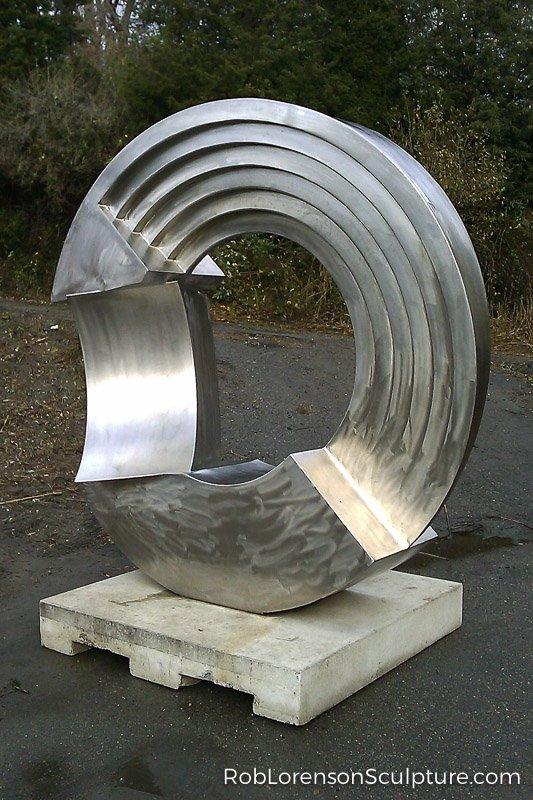 public landscape sculpture